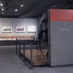 世界の生活文化 交通コーナー展示風景