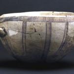 把手付鉢(ミルクボウル) 前1500-1200年頃 口径:16.5cm