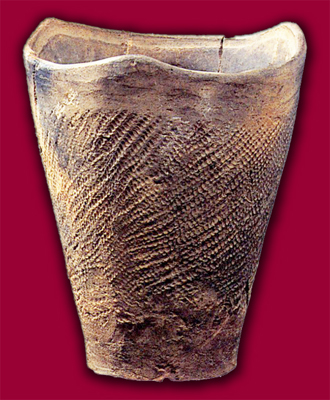 深鉢 縄文時代後期 茨城県(稲敷市)石神下貝塚
