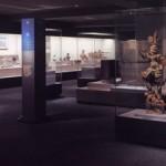 世界の考古美術 中国コーナー展示風景