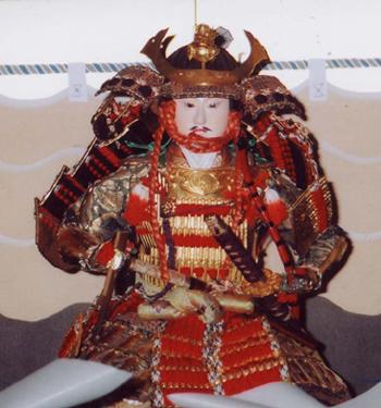 武者人形(義経)