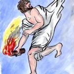 ギリシャ神話のプロメテウス