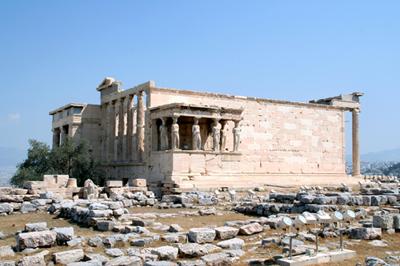 アテネ エレクテイオン 前5世紀後半