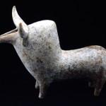 コブ牛形注口土器 イラン、ギーラーン州出土 前1000年頃