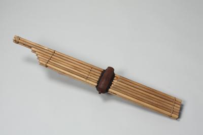 笙「ケーン」 タイ東北部 20世紀後半 長75.6cm ラオ族