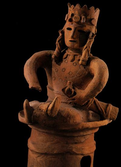 群馬県出土 人物埴輪(重要文化財)