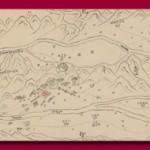 大甲溪流域図