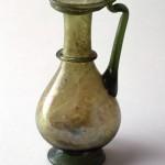 把手付瓶 4~5世紀頃 シリア 高16.6cm