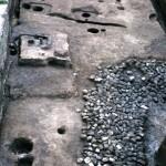 布留遺跡杣之内(アゼクラ)地区の居館跡(5世紀)
