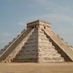 メキシコの世界遺産「チチェン・イッツァのピラミッド」