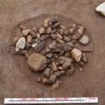 布留遺跡で発見された1万年前の調理施設跡
