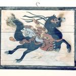 絵馬 42.3×54.5cm 江戸時代