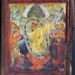 イコン「キリストの黄泉降り」