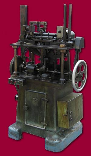 乗車券印刷機