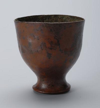 青銅製杯 青銅器時代(前2000-1300年)