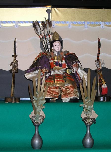 1922(大正11)年 京都 人形 全高42.0cm