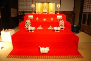 木彫雛人形 奈良県天理市 昭和5年(1930)