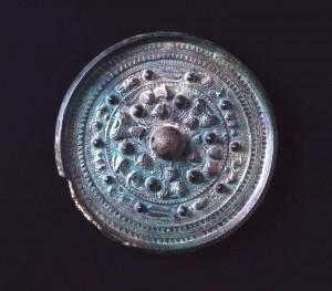 三角縁神獣鏡(重要美術品)
